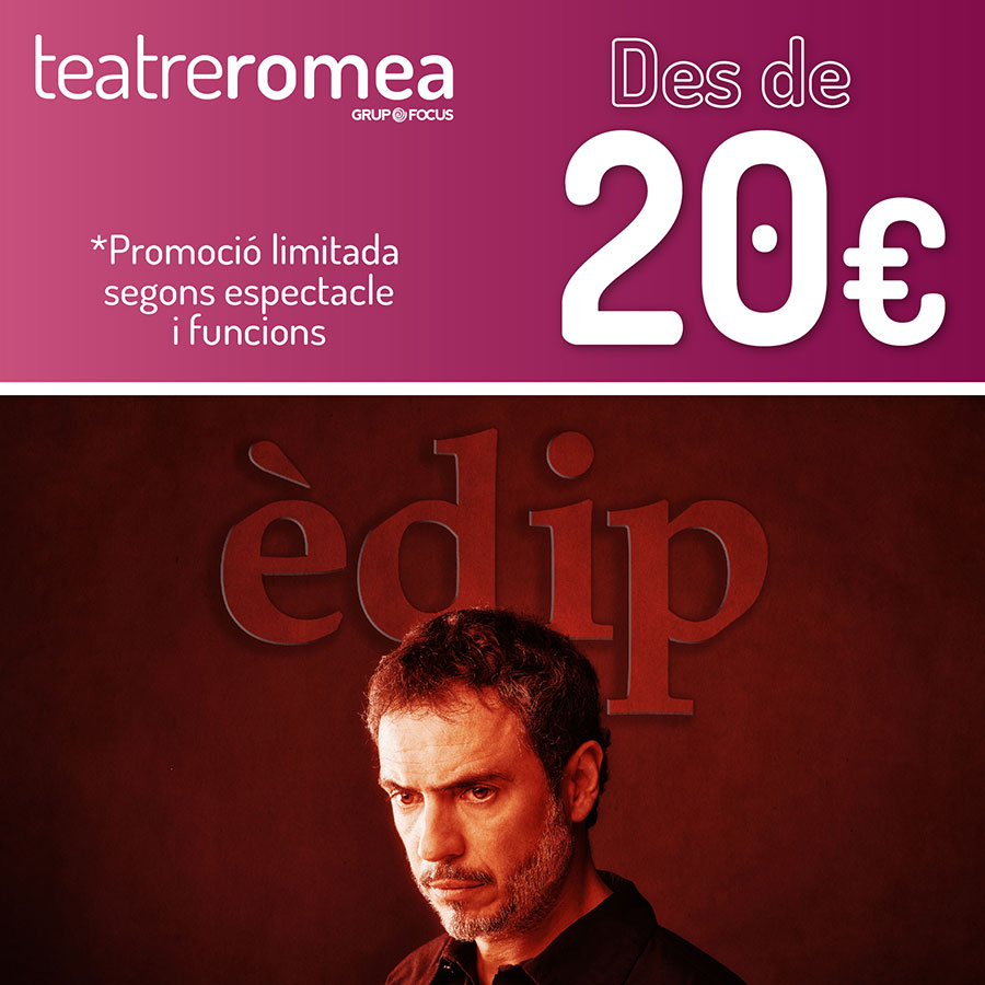 Èdip - Teatre Romea