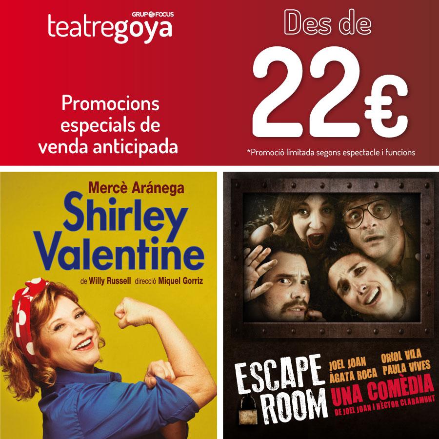 promoció teatre goya