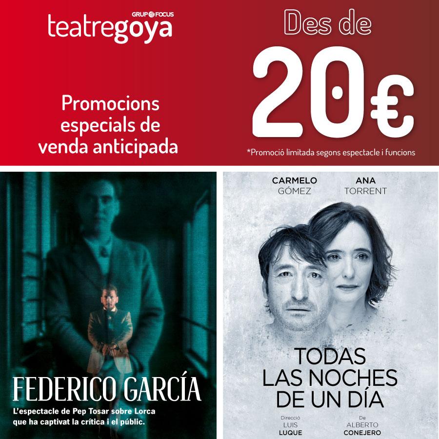 promocio teatre barcelona