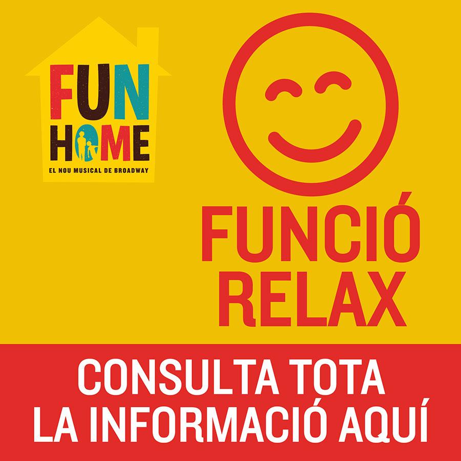 Funció Relax - ONYRIC - Teatre Condal
