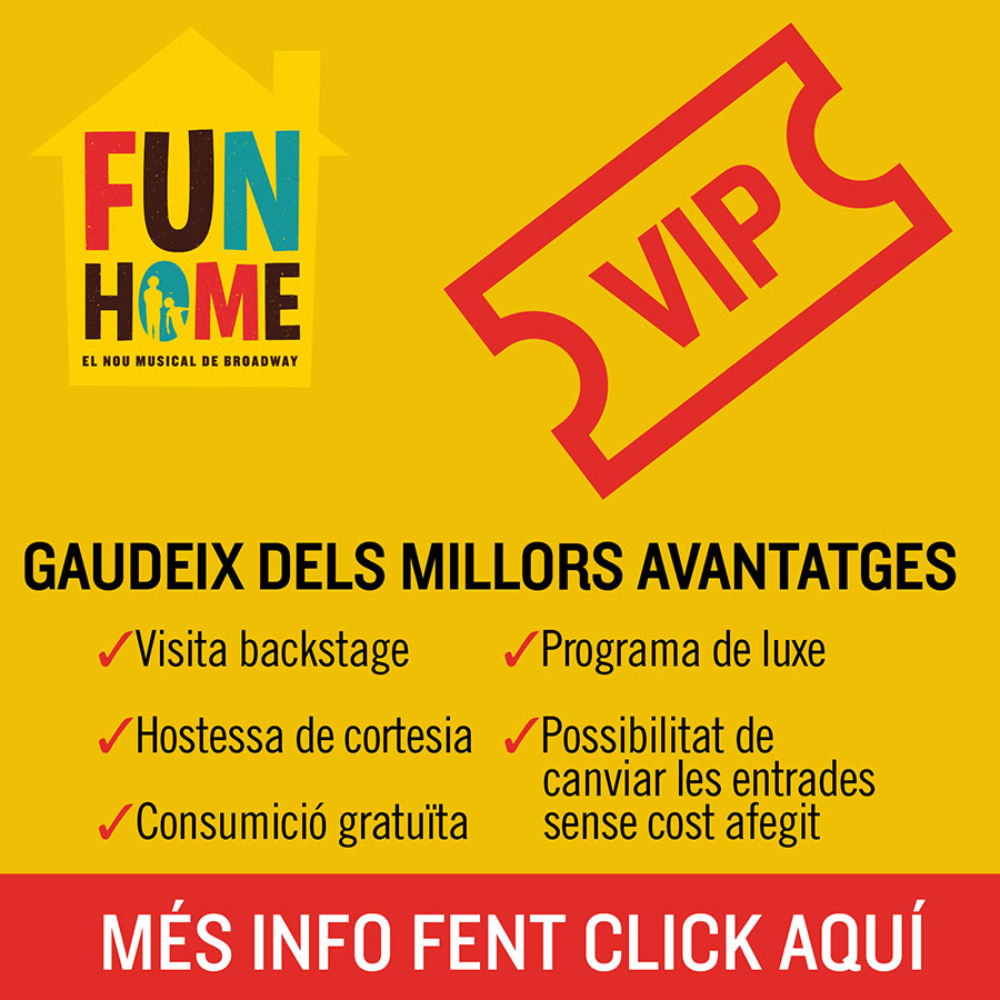VIP Experience - ONYRIC - Teatre Musical