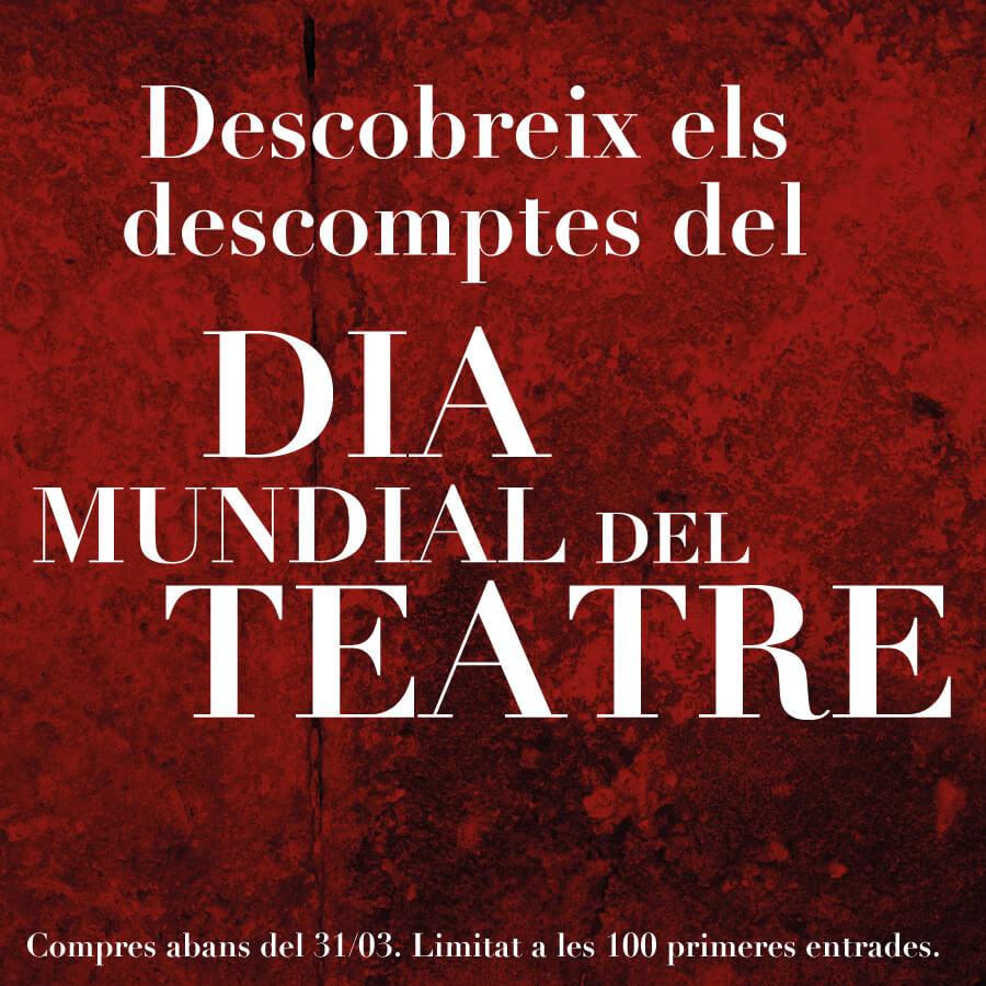dia mundial teatre